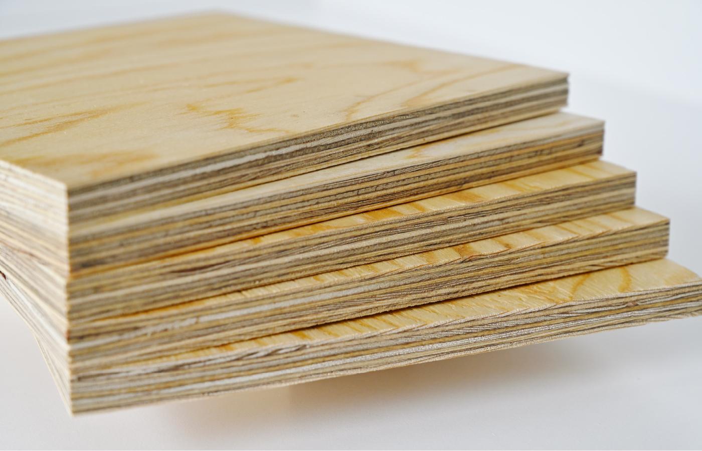 構造用針葉樹合板イメージ